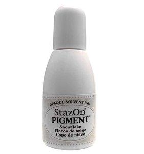 Recarga para Tinta Stazon Pigment Multisuperficies Snowflake