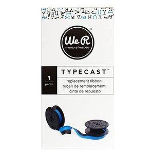 Recambio tinta azul para Máquina de escribir Typecast
