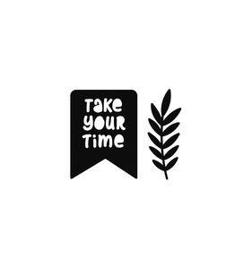 Troquel Take your time