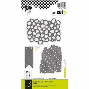 Troqueles Carabelle Textures n1