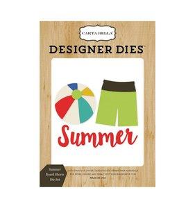 Troquel Summer Board Shorts