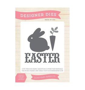 Troquel Easter Bunny