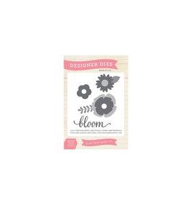 Troquel Flowers Bloom
