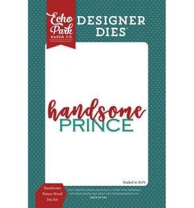 Troquel Handsome Prince Word