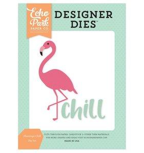 Troquel Flamingo Chill