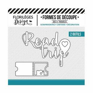 Troquel Florilèges Road Trip