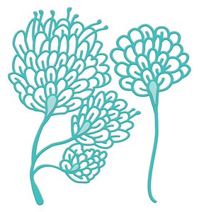 Jane Davenport Artomology Troqueles Sea Flower
