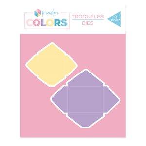 Troqueles Kimidori Colors Mini sobres