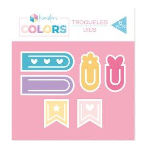 Troquel Kimidori Colors Clips