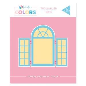 Troquel Kimidori Colors Ventanal