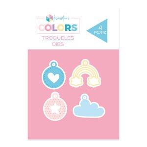 Troquel Kimidori Colors Mini Charms