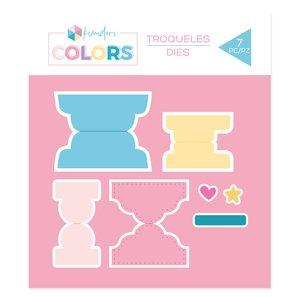 Troquel Kimidori Colors Tabs y pestañas