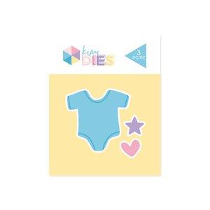 KIMIDIES Troquel Kimidori Colors Body bebé