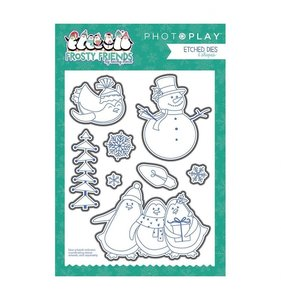 Troqueles Photoplay Frosty Friends