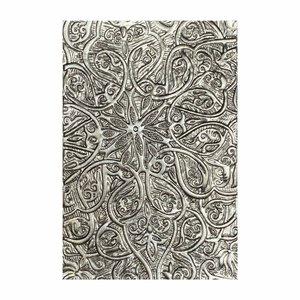 Carpeta de embossing 3D Sizzix-Tim Holtz Engraved