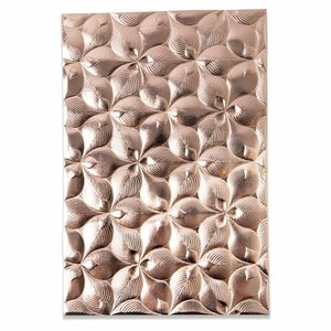 Carpeta embossing 3D Textured Sizzix Organic Petals