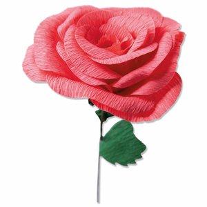 Troqueles Thinlits Sizzix Classic Rose