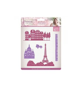 Troqueles Parisian Collection Scenic France