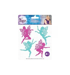 Troqueles Enchanted Forest Frolicking Fairies