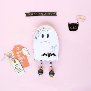 Archivo de corte Mini Álbum Fantasma