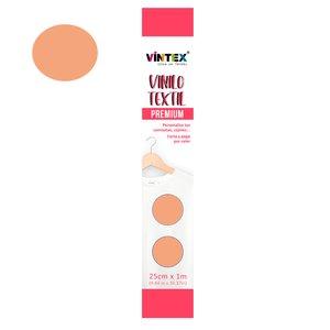 Vinilo textil Premium Vintex planchado rápido Caramelo
