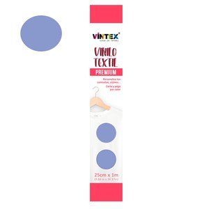 Vinilo textil Premium Vintex planchado rápido Lavanda