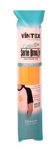 Vinilo Textil Vintex serie Bronze Naranja Fluor
