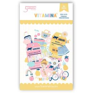 Die cuts Vitamina