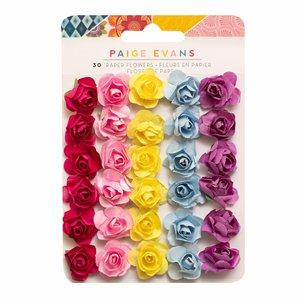 Flores de papel Wonders de Paige Evans