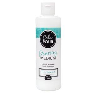 Medium Color Pour