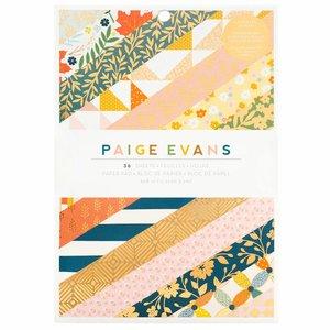 """Pad 6x8"""" Bungalow Lane de Page Evans"""