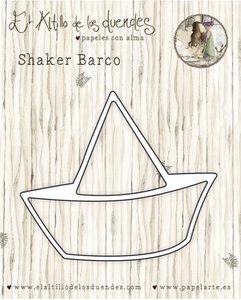Shaker XL El Altillo de los Duendes Barquito de vela