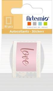 Rollo de sellos adhesivos Artemio Slow Life