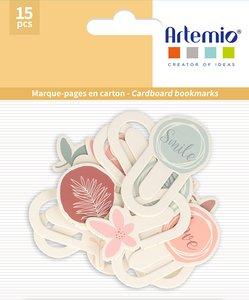 Clips de chipboard Artemio Slow Life