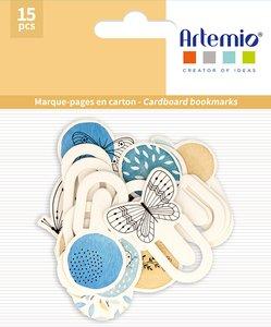 Clips de chipboard Artemio Mon Essentiel