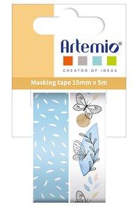 Washi Tapes Artemio Mon Essentiel Papillons