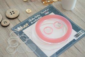 Kit Shaker botón 12 cm Velvet