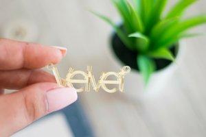 Metacrilato Velvet Espejo dorado