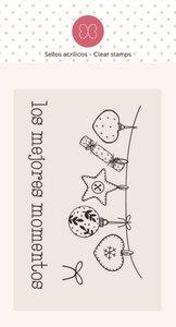 Mini sello Momentos de Elena Roche