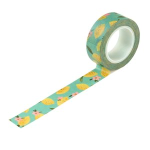 Washi Tape Sweet Lemons