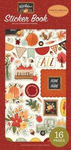 Libreto de pegatinas Carta Bella Hello Autumn
