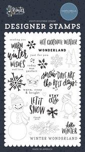 Sellos Carta Bella Winter Market