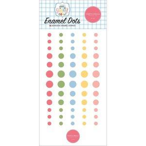 Enamel Dots Carta Bella Summer