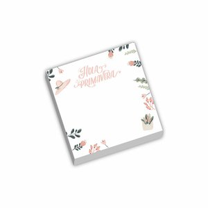 Pad de post its Hola Primavera Cocoloko