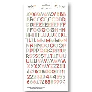 Alfabeto Ojalá siempre de Cocoloko