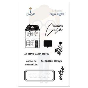 Set de sellos Casa Meva Cocoloko Picnic Catalán