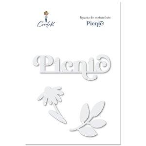 Set de metacrilatos Cocoloko Picnic