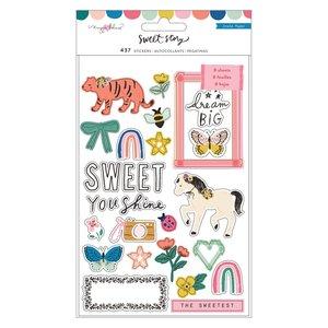 Libreto de pegatinas Sweet Story