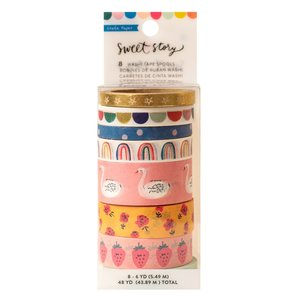 Set de washi tape Sweet Story