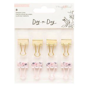 Clips de carpeta decorados Maggie Holmes Day to Day